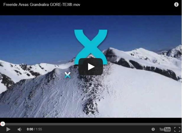 Freeride Areas Grandvalira GORE-TEX®