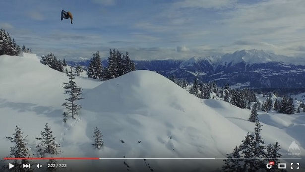 Mark McMorris en Burton Presents