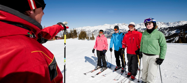 Cómo aprender a esquiar: consejos y técnicas