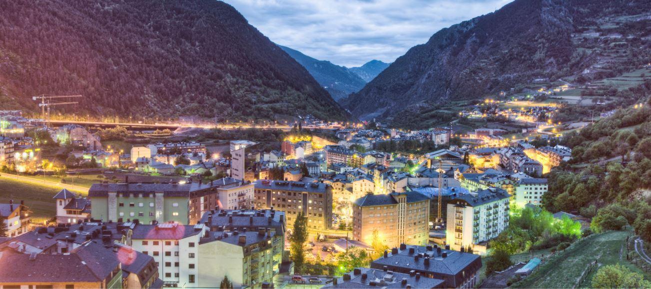 Los hoteles más lujosos en Andorra