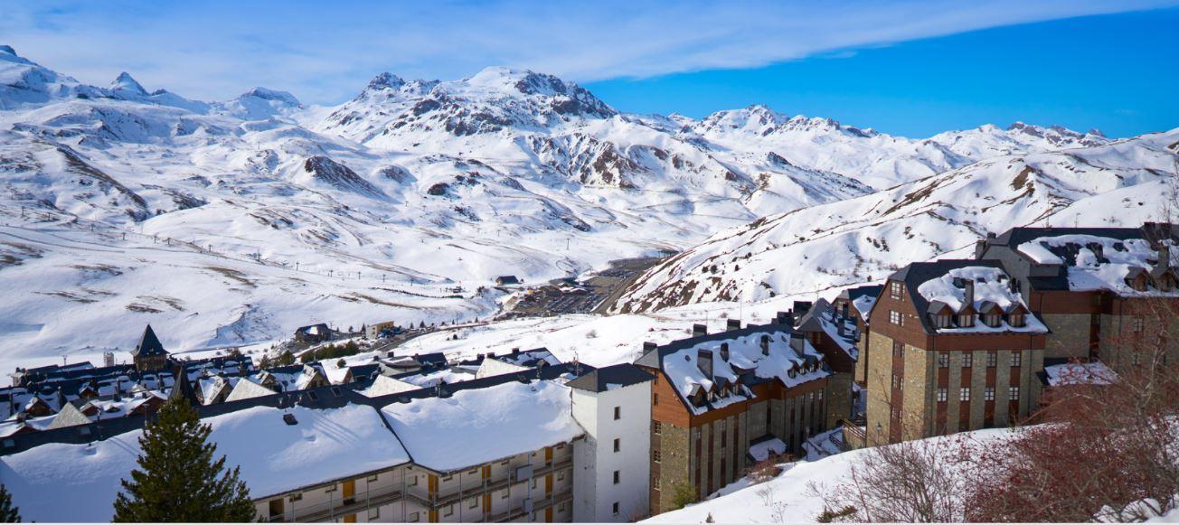 Hoteles con spa en Formigal: ¡relax después de esquiar!