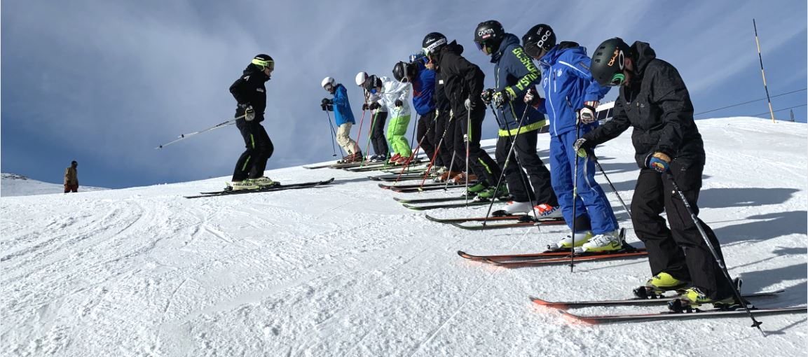 Cómo elegir esquís de segunda mano