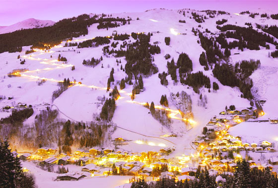 TOP estaciones de esquí de Europa