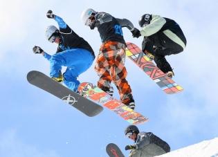 Cómo pasar del esquí al snow