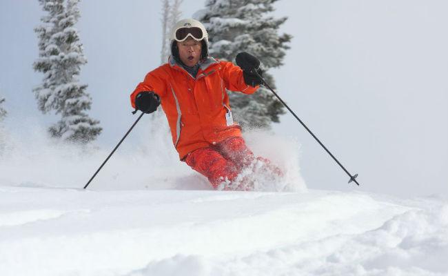 Consejos para empezar a esquiar con 50 años