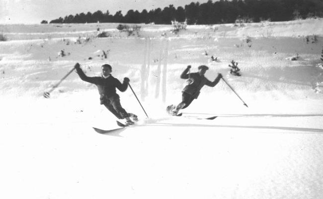 Cómo hemos cambiado: un repaso a la historia del esquí
