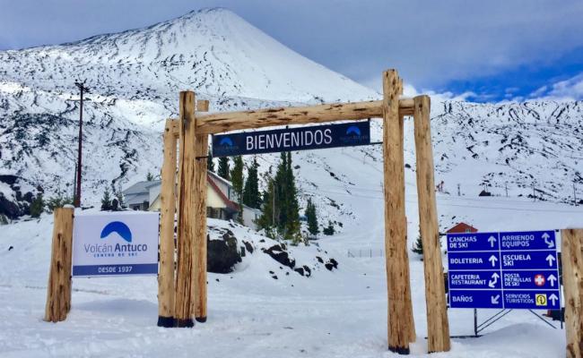 Curiosidades de Chile: esquiar en volcanes