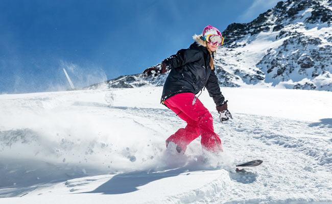 10 Razones para amar el snowboard