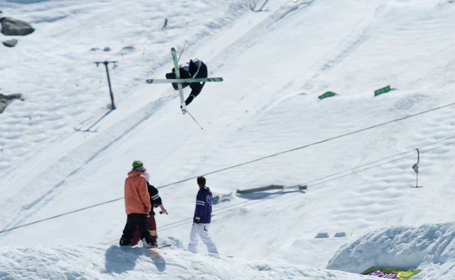 ¿Qué modalidades de esquí existen?