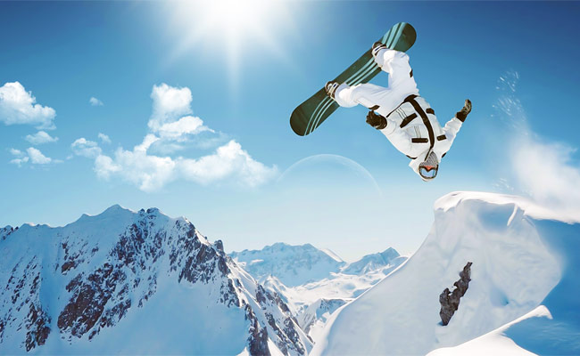 Modalidades del Snowboard