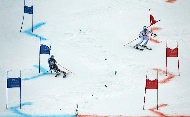 Alpine Team Event (ATE): esquí cuerpo a cuerpo