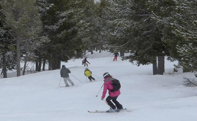 Cómo elegir la mochila para esquiar
