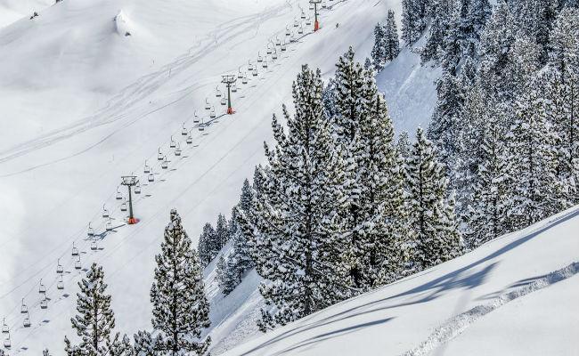 ¿Cuándo cierran las estaciones de esquí?