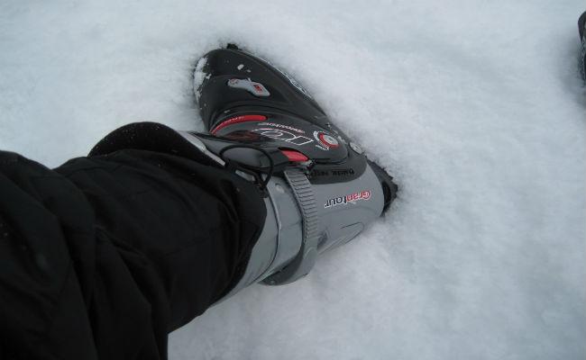 Cómo preparar el material de esquí