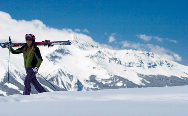 La mejor estación de esquí en Chile