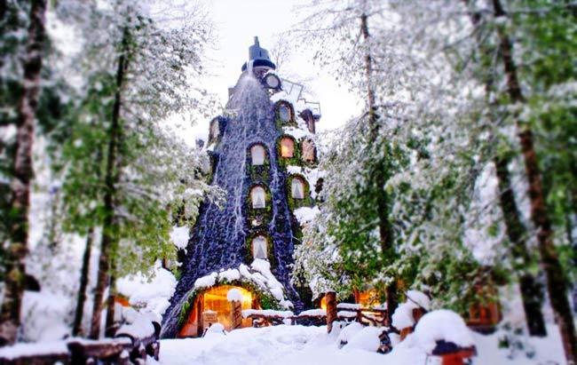 Los hoteles de nieve más exóticos