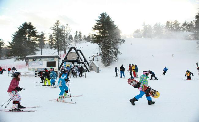 ¿Alquilar o comprar esquís?