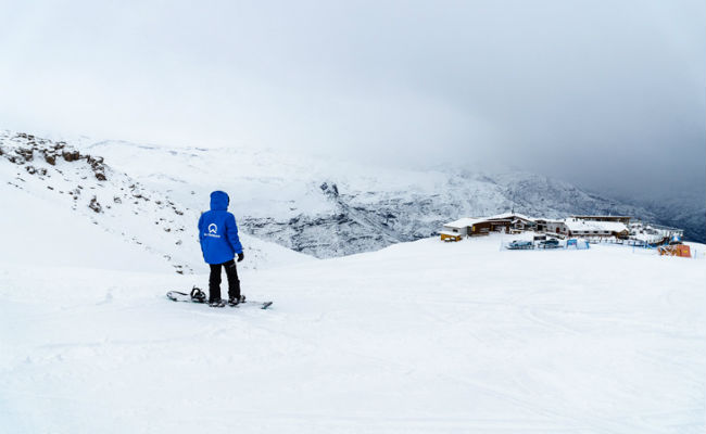 Esquiar en El Colorado (Chile): al detalle