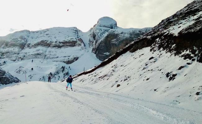 Dónde esquiar si eres principiante