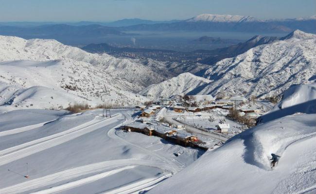 Visitar Chile en invierno