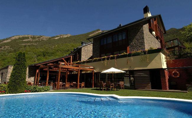 Los mejores hoteles de montaña en Cataluña