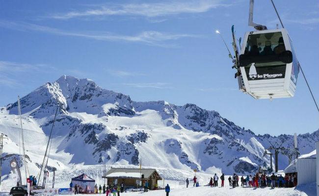 ¿Conoces las 50 estaciones de esquí más visitadas del mundo?