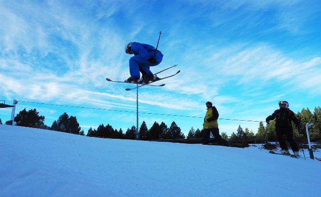 ¿Dónde esquiar cerca de Barcelona?