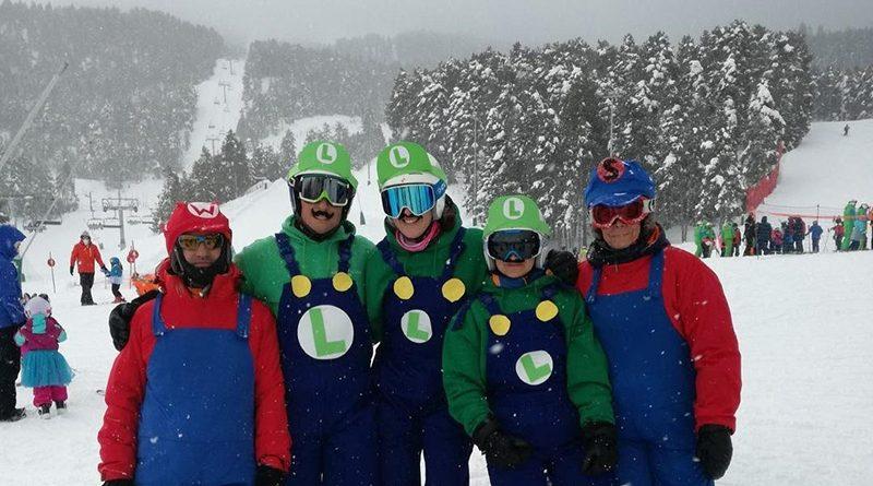 Dónde esquiar en Carnaval