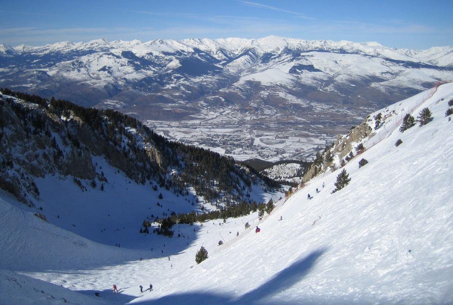 Las mejores pistas de esquí de Cataluña