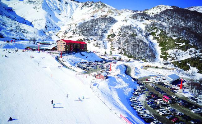 10 razones para esquiar en Nevados de Chillán