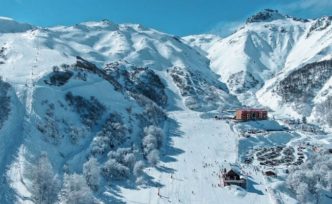 Las estaciones de esquí más bonitas de Chile