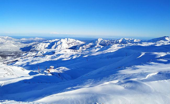 Freeride y Backcountry en Nevados de Chillán