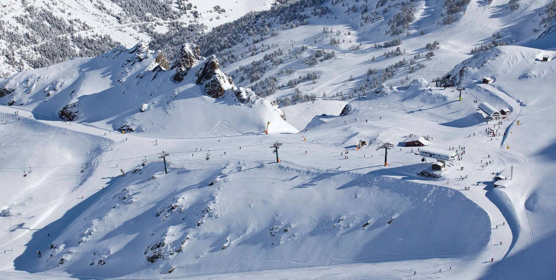 ¡Arranca la temporada de esquí 2019-2020!