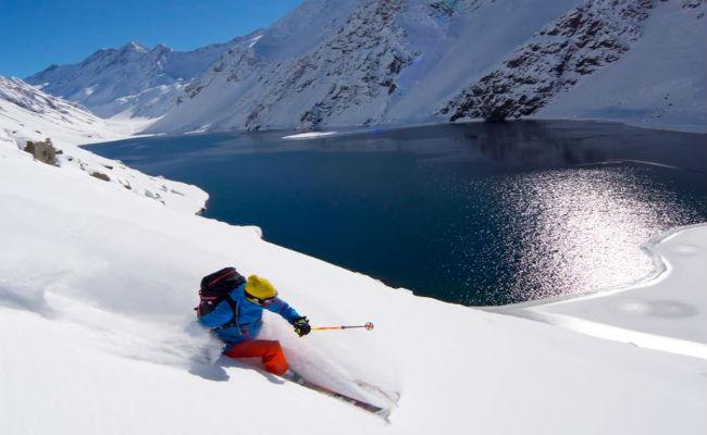 Las mejores estaciones para esquiar en Chile
