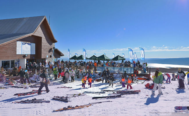 Desconexión en Chile: dónde esquiar lejos de la ciudad