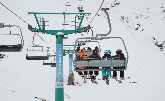 Los remontes más largos de las estaciones de esquí