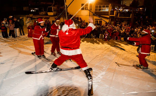 ¿Qué hacer en la Navidad 2019 en las estaciones de esquí?