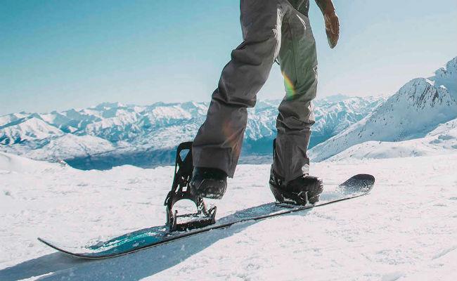 Acierta con tu material de snowboard