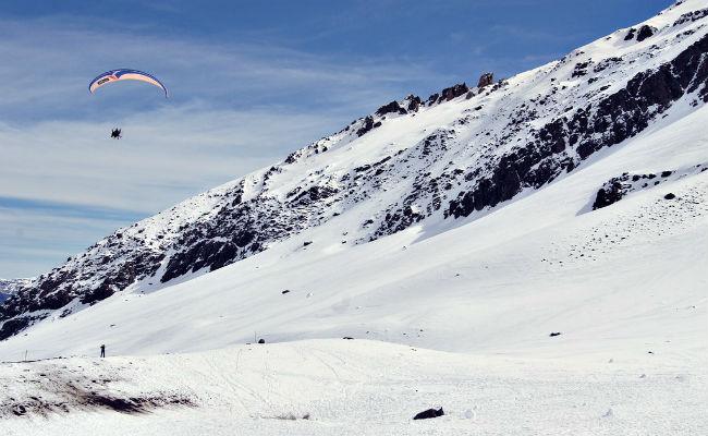 ¿Cuándo nieva en Chile?