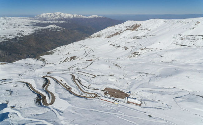 Esquiar en Valle Nevado: a fondo