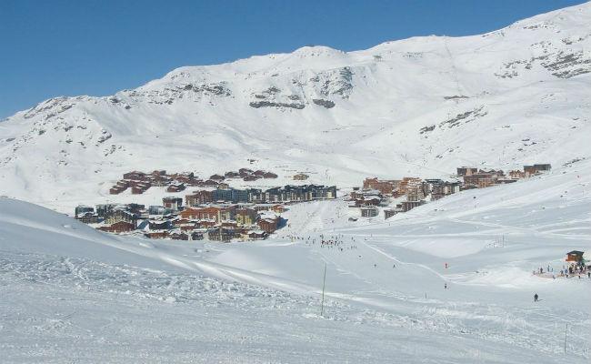 Esquiar en Les Trois Vallées: todo lo que debes saber