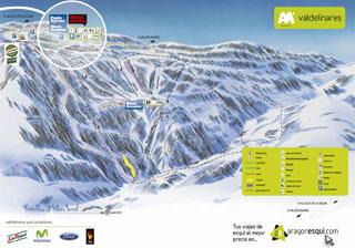 Valdelinares Estacion De Esqui En Aragon Esqui Com