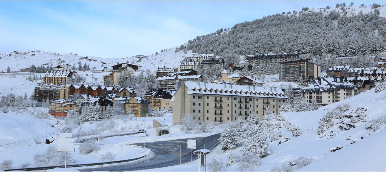 Luz verde para que la estación de esquí de Candanchú pueda seguir abierta este invierno