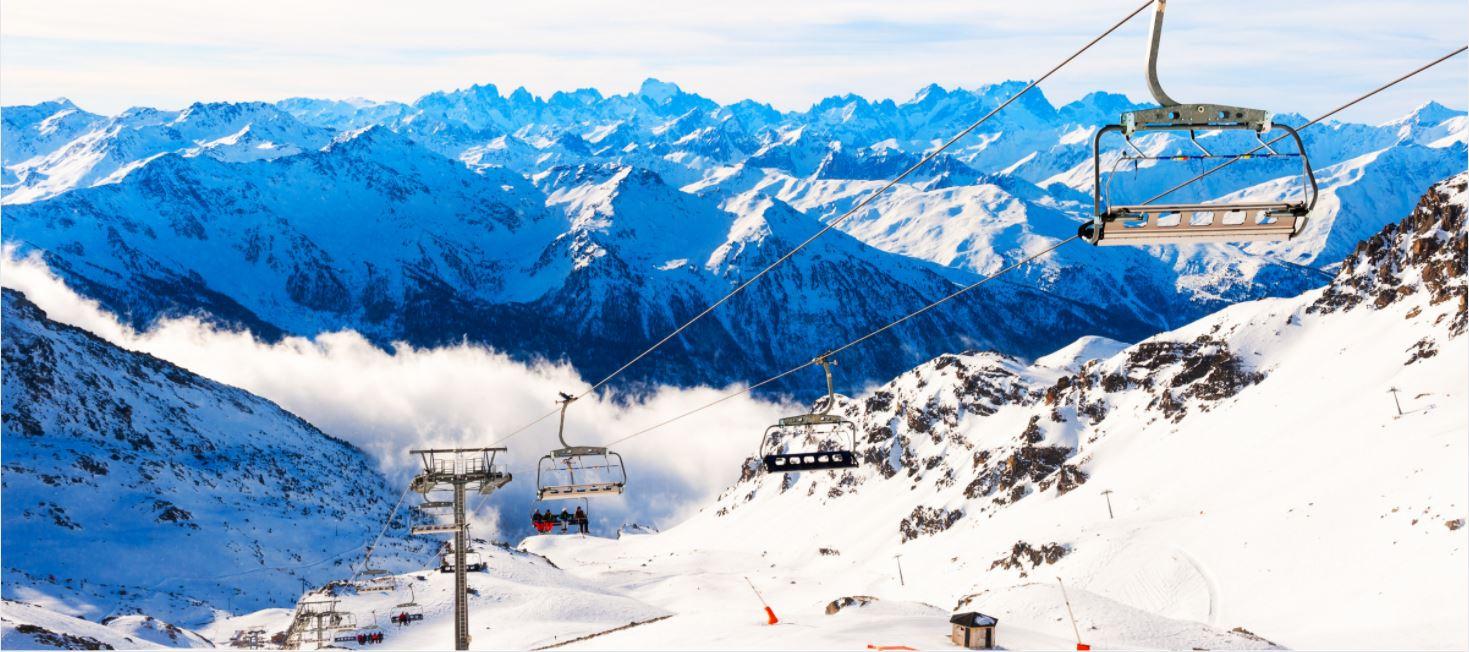 Definitivo: La nieve francesa tendrá todos los remontes cerrados durante febrero