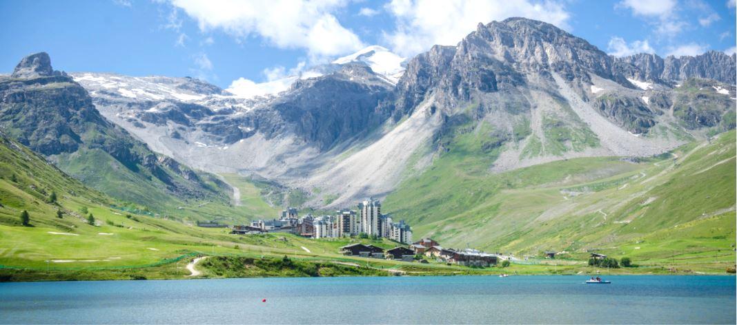 Tignes cierra el esquí de verano con un aumento del 30 por ciento de esquiadores