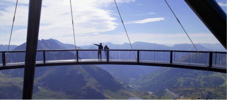 Ordino Arcalís inaugura un espectacular mirador solar con vistas 360º a 2.701m