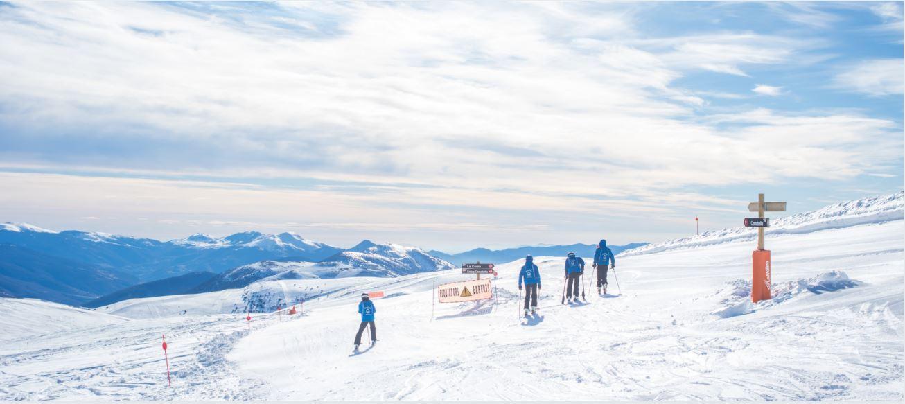 Masella cierra su temporada de esquí al decretarse confinamiento comarcal