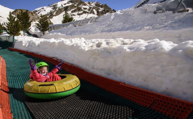 Vall de Núria celebra la Winter ValldelsMenuts