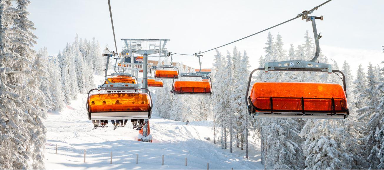 Primer calendario de apertura de los glaciares para esquiar este otoño