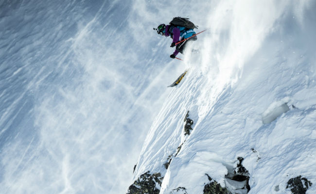 El Freeride World Tour finalmente en Vallnord